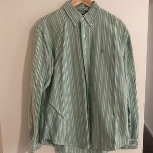 Excellent condition Ralph Lauren button down shirt